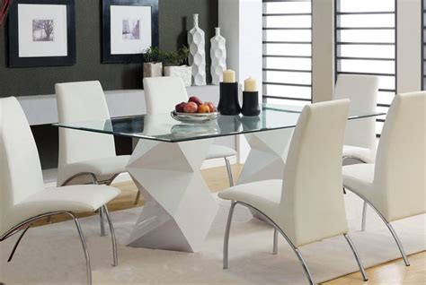 tavoli da sala da pranzo  vetro yoruno