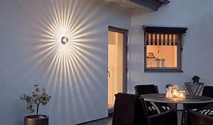 Wand Außenleuchten Led : led aussenlampen led aussenbeleuchtung ~ A.2002-acura-tl-radio.info Haus und Dekorationen