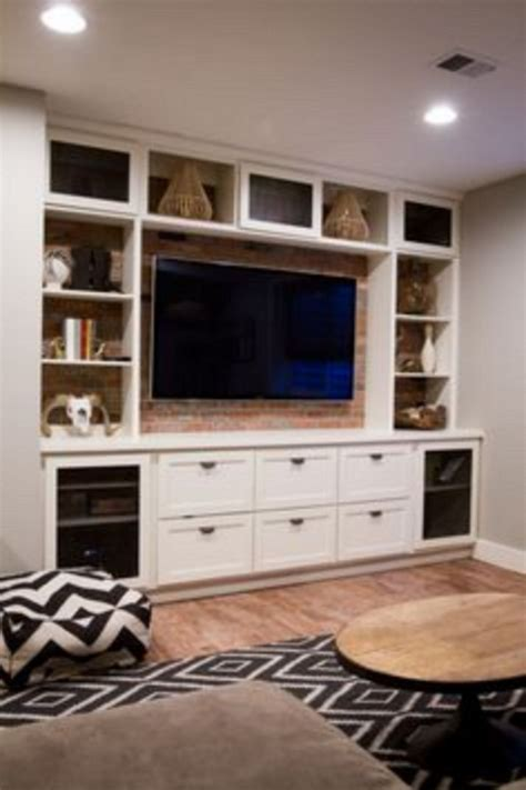 Decorating Ideas For Entertainment Center Shelves by Diy Entertainment Centers Ideas 923 Decorathing