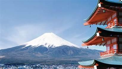 Japan 4k Fuji Sakura