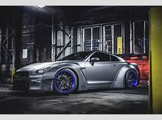 2013 Nissan GTR by Liberty Walk front photo, AirRex air
