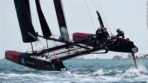 Boat Crews Usa by America S Cup Sailing S Money Cnn