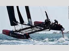 America's Cup Sailing's money men CNNcom