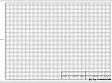 Arbeitsblätter technisches Zeichnen KARIERT A3 mit Rand