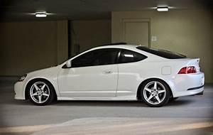 Acura Rsx Type S White
