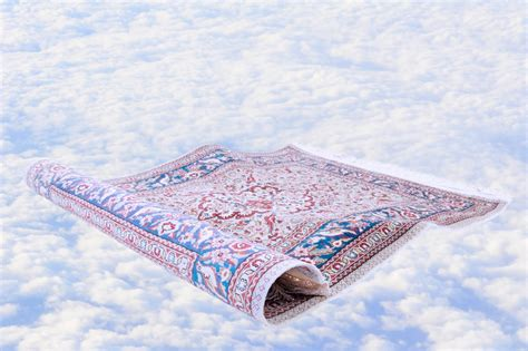 Magic Flying Carpet