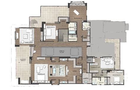 New American Floor Plans nahb 2014 floor plans