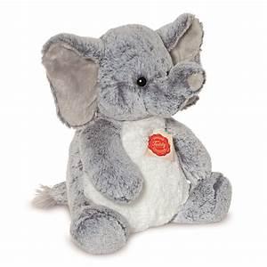 Peluche Geante Elephant : peluche l phant hermann teddy hermann teddy mynoors ~ Teatrodelosmanantiales.com Idées de Décoration