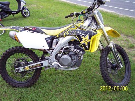 Used Suzuki Dirt Bikes For Sale by 2006 Suzuki Rmz450 Dirt Bike