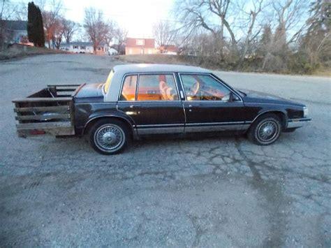 1988 Buick Park Avenue by 1988 Buick Park Avenue Fleet Reduction Auction No
