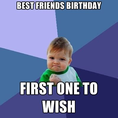 Best Friend Meme 20 Birthday Memes For Your Best Friend Sayingimages