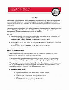 Apa Style Letter Example 9 Reference List Examples Pdf Examples
