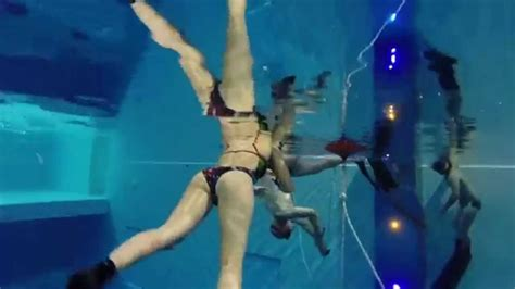Y-40, The World's Deepest Indoor Swimming Pool