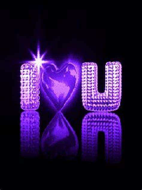 I U Animated Wallpaper - i you friendship animated purple