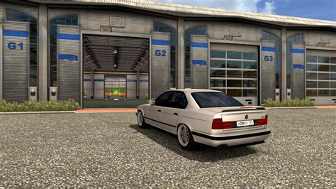 Mod Bmw X5 Truck Simulator 2 by Bmw E34m5 1 22 Car Truck Simulator 2 Mods