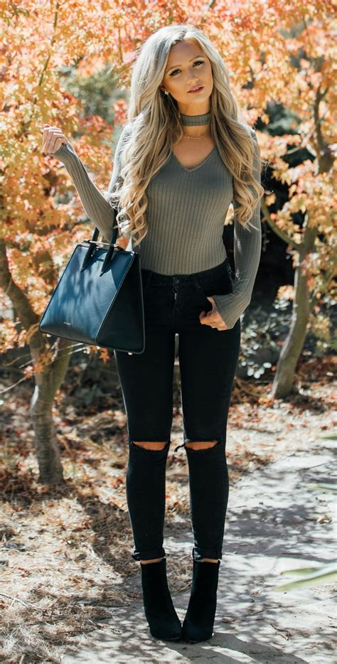 Whatu0026#39;s Trending - 32 Fall Outfits ud83cudf42 u2014 Style Estate