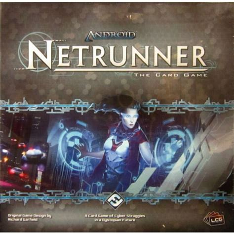 Buy The Android Netrunner Lcg Core Set In Canada Living