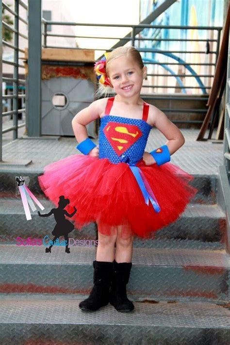 diysuperherogirlcostume super girl superhero tutu