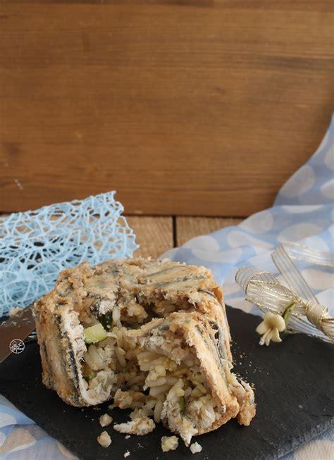 tarte aux anchois c 233 r 233 ales et courgettes ricetta ed