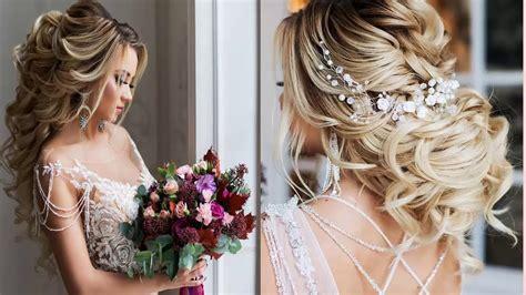 Bridal Hairstyles Tutorials Compilation || Elegant Bridal