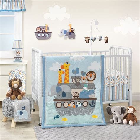 Noahs Ark Crib Bedding by Best 25 Noahs Ark Nursery Ideas On