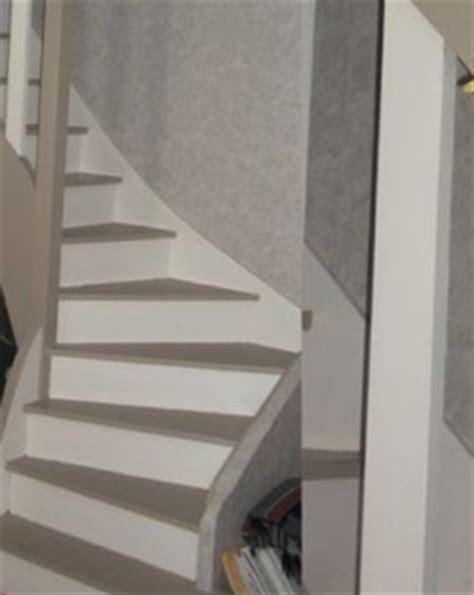 escalier repeint en gris meilleures images d inspiration