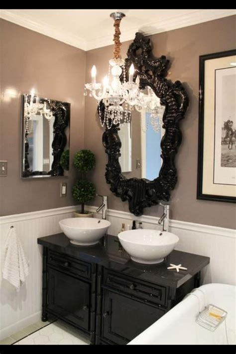 glam bathroom ideas 12 best images about bathroom ideas on
