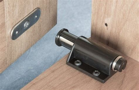 magnetic touch latch rockler remodelista ideas