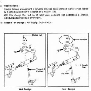 Steering  U0026 Front Axle Parts For 6000 2