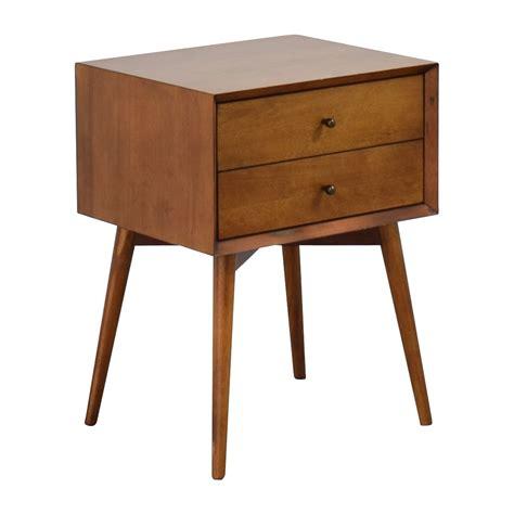 west elm mid century table 38 off west elm west elm mid century acorn nightstand