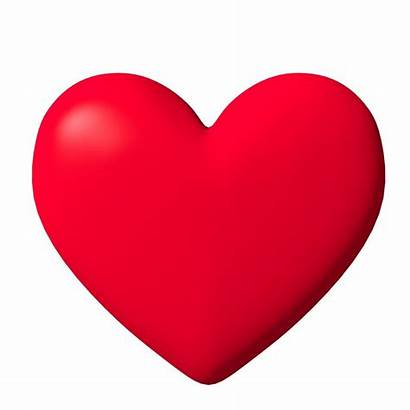 Heart 3d Clipart Cliparts Clip Cool Thinking