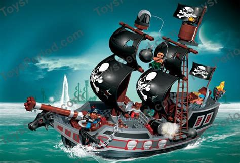 Lego 7880 Duplo Big Pirate Ship Set Parts Inventory And