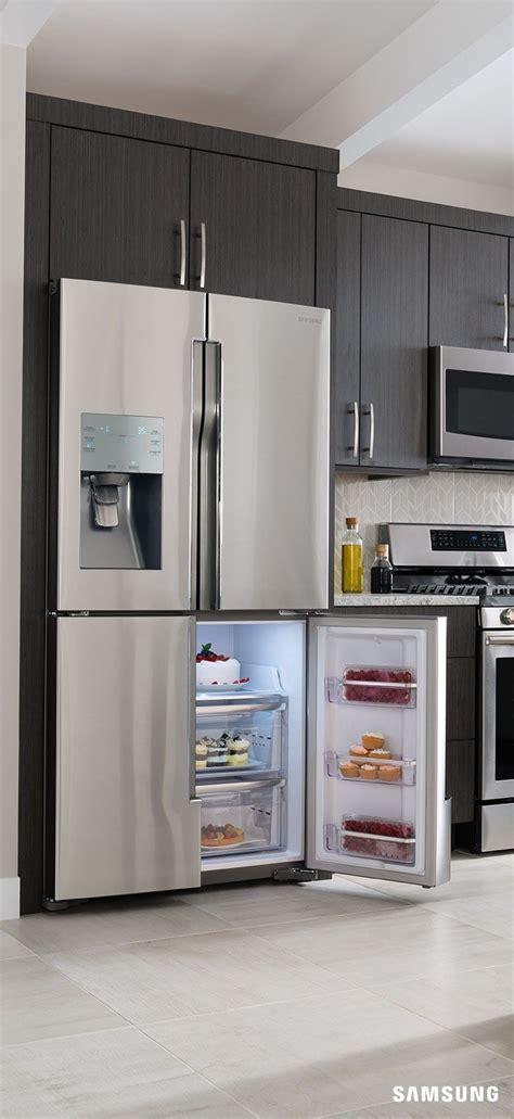 cuisine frigo frigo americain dans cuisine equipee affordable cuisine