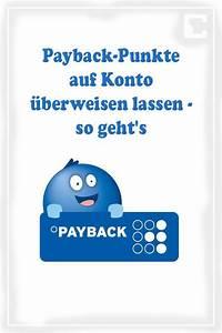 Wie Viele Payback Punkte : payback punkte auf konto berweisen lassen so geht 39 s ~ Watch28wear.com Haus und Dekorationen