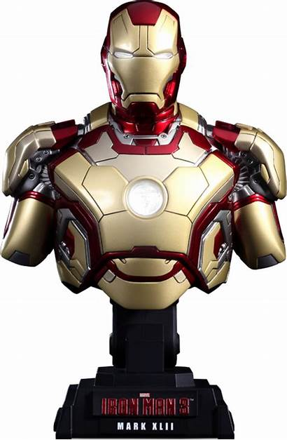 Iron Mark Collectible Xlii Bust Sideshow Marvel