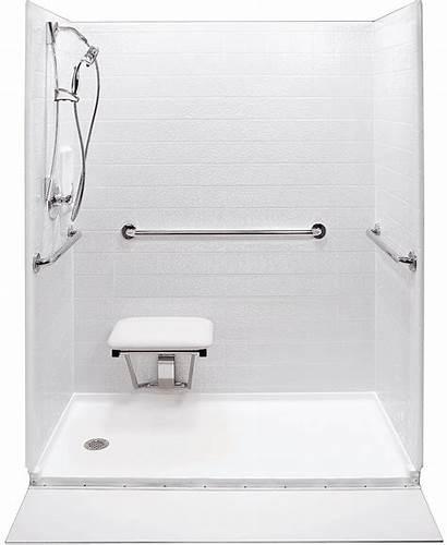 Shower Accessible Enclosures American Bath Bathroom Bathtub