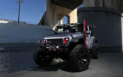 Jeep Wrangler Custom Omix Ada Wallpapers