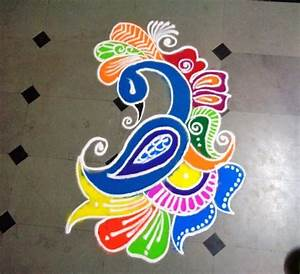 Gorgeous Rangoli Designs And Ideas For Diwali 2017