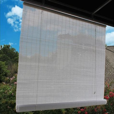 Sun Blinds by Roll Up Window Blinds Patio Sun Shade 48 In X 72 In