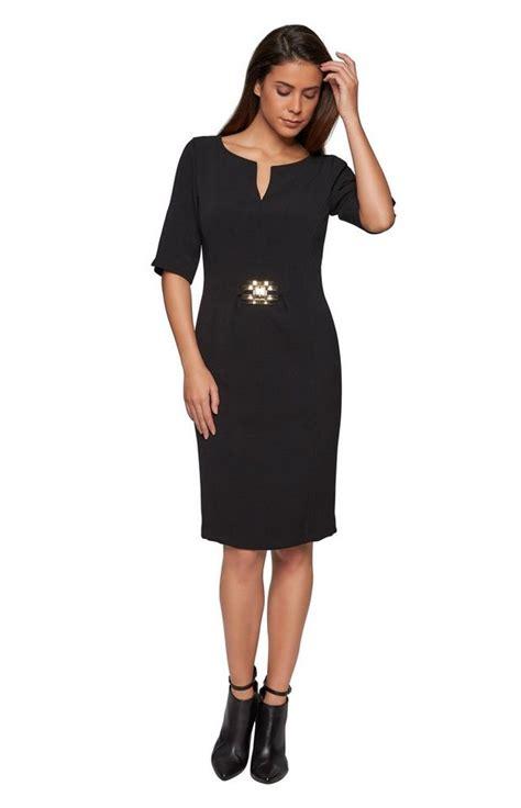 elegantes kleid rundhals  kaufen otto