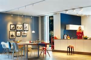 led panel küche wohnlicht auf ganzer schiene paulmann licht
