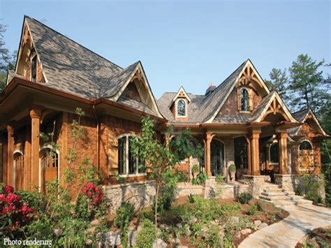 Western Lodge House Plans Lodge Style Home Plans, Rustic