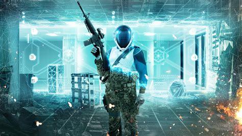 wallpaper elite gamer virtual reality  tech gear hd
