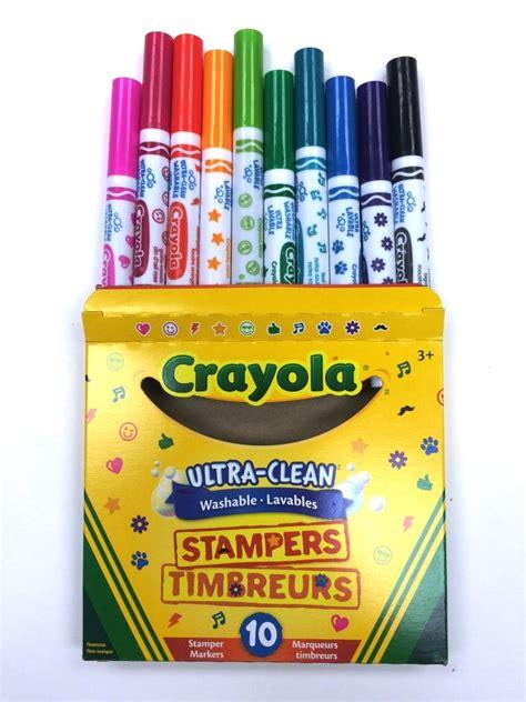 crayola marker stampers jj crafts