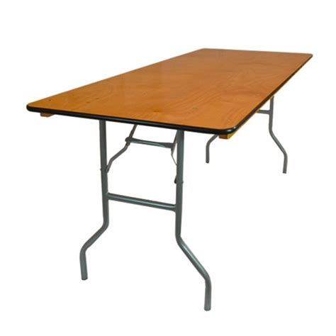 Banquet Tables 6 Foot Folding Table Wood Folding Table