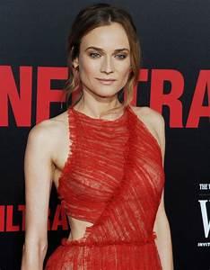 Diane Kruger - 'The Infiltrator' Premiere at AMC Loews ...