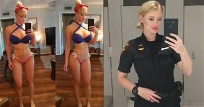 Cop Texas Haley Drew Instagram Hottest Maxim
