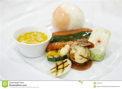 haute cuisine dish royalty free stock photography image 11302767