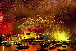 Travel Ten: Top Ten Places to Celebrate the New Year