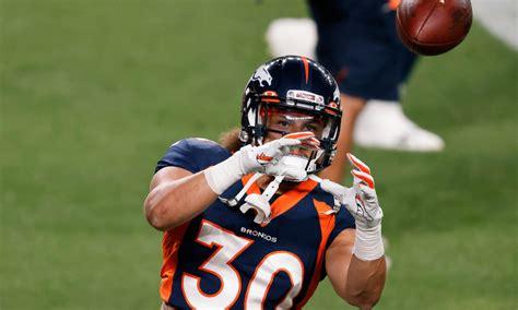 Denver Broncos news: Phillip Lindsay returns this week